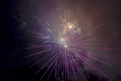Abstract Fireworks (colinemcbride) Tags: fourth july 4th independance day fireworks long exposure downers grove chicago illinois suburbs colorful night photography