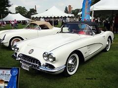 1959 Chevrolet Corvette Roadster (JCarnutz) Tags: 1959 chevrolet corvette concoursdelegance innatstjohns