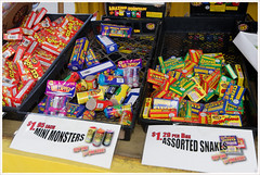 Mini Monsters and Assorted Snakes (Rex Block) Tags: nikon d750 dslr 1835mm wide zoom burke virginia fireworks roadside stand july summer americana minimonsters assortedsnakes ekkidee minimonstersandassortedsnakes