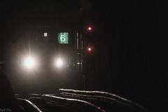 Six train approaching 116th street (Krtz07) Tags: stations subways nikon rails nycmta newyork trains railfanning subway frontview lighttrail newyorkcity unitedstatesofamerica