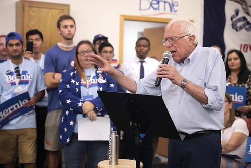 Bernie Sanders by Gage Skidmore, on Flickr