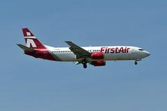 C-FFNM Boeing 737-436 at CYYZ (yyzgvi) Tags: cffnm boeing 737436 bradley air services first toronto pearson mississauga ontario cyyz yyz