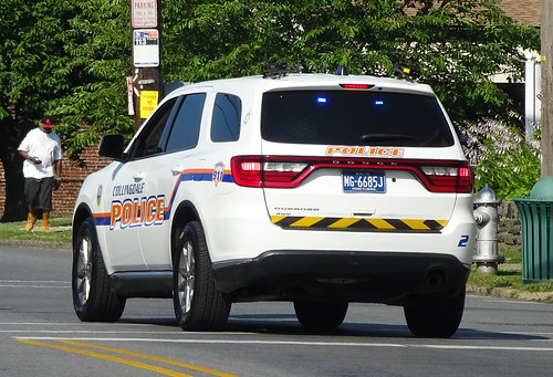 Flickriver: Automated License Plate Readers on Police Cars pool