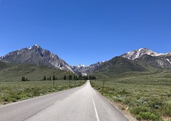 Road to Convict Lake - Road Trip 2019 (ToGa Wanderings) Tags: beauty natural sierra eastern lake convict 395 highway trip road california