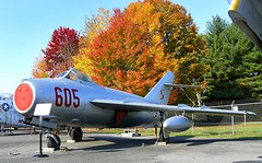 "MiG-17 Fresco 2 • <a style=""font-size:0.8em;"" href=""http://www.flickr.com/photos/81723459@N04/48227895711/"" target=""_blank"">View on Flickr</a>"