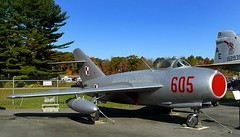 "MiG-17 Fresco 1 • <a style=""font-size:0.8em;"" href=""http://www.flickr.com/photos/81723459@N04/48227963197/"" target=""_blank"">View on Flickr</a>"