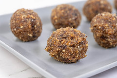 Energy Balls with Walnuts Palm Dates and Sesame (wuestenigel) Tags: date bite ball cacao space background snack fitness truffles homemade golden nutty protein energy bar raw chocolate group walnut rolled breakfast honey oatmeal healthy vegan diet peanut organic food vegetarian sesame carob oat nut dessert round seeds sweet fruit tasty almond