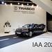 Luxusautos von BMW auf der Automobilausstellung mit dem Titel IAA 2020