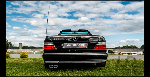 Mercedes Benz E36 AMG Cabriolet - a photo on Flickriver