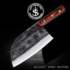 Carbon steel cleaver knife   Chef best choice for kitchen   safitechs.com   #chef #cheflife #chefs #cheff #chefclub #kitchenknives #kitchenknife #outdoorscooking #cookingoutdoors #cookingoutside #knifemakingcommunity #knifeaddict #knifeplay #knifemaker #k (safitechs) Tags: knifemakingcommunity usaknives usa cheff knifeaddict knifeplay cheflife knifemaker knifenut chefs knifepics knifeaddiction knifestagram europe outdoorscooking kitchenknife knifefanatics chef australia kitchenknives cookingoutdoors cookingoutside knifeskills knifeobsession knifeporn chefclub