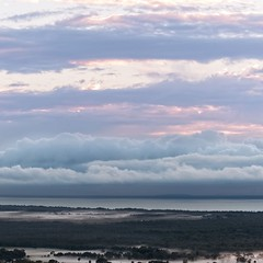 Cloud Magic (Bron.Wolff) Tags: winter morning sky colours soy scenery nature landscape yeppoon australia water weather clouds cloudscape mist fog
