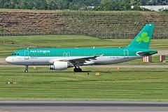 EI-DVH Airbus A.320-214 Aer Lingus Named St Ciara  Ciara BHX 27-06-19 (PlanecrazyUK) Tags: egbb birminghaminternational birminghamairport bhx international birmingham eidvh airbusa320214 aerlingus 270619 namedstciaraciara
