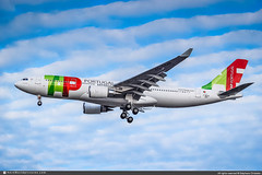 [TLS.2008] #TAP #Air.Portugal #TP #Airbus #A330 #A332 #CS-TOM #awp (CHRISTELER / AeroWorldpictures Team) Tags: european airlines airliner airways portugal tap tp airportugal airplane aircraft avion plane vol flight airbus a330202 a330 a332 cn899 ge cstow vascodagama fwwkn 2008 trueaero priordelivery flighttest spotting planespotting toulouse blagnac tls lfbo airport france spotter christeler avgeek aviation news aeroworldpictures awp team photography nikon d80 nef raw nikkor 70300vr lightroom