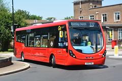 SK19 FBD (WS125) Go-Ahead London (hotspur_star) Tags: londontransport londonbuses londonbus londonbuses2019 wrightbusstreetlite tfl transportforlondon hybridbus hybridtechnology busscene2019 singledeck goaheadlondonmetrobus sk19fbd ws125 227
