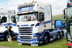 IDS Transport Scania R580 Malvern Truckfest 2019 (davidseall) Tags: ids transport scania r580 malvern truckfest 2019 vabis show sn17 wby truck lorry tractor unit artic large heavy goods vehicle lgv hgv haulage worcestershire uk v8