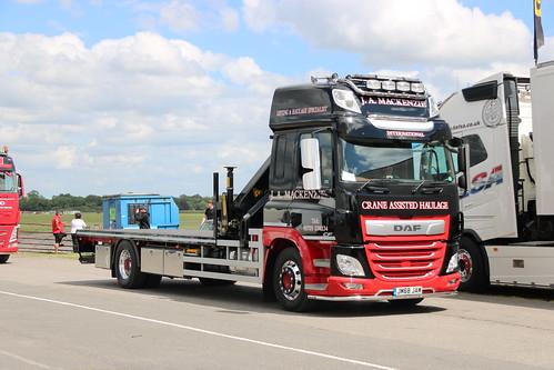 J A Mackenzie JM68 JAM @ Thruxton Race Circuit 30-06-19 - a photo on