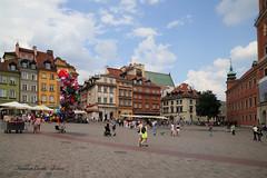 Plac Zamkowy - Varsavia (francescociccotti1) Tags: