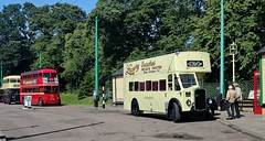 VG 5541, Eastern Counties Bristol GJW, East Anglian Transport Museum, Carlton Colville, 7th. July 2019. (Crewcastrian) Tags: eastangliantransportmuseum carltoncolville transport buses preservation opentopbus bristol weymann easterncountiesomnibuscompany vg5541 hlg4