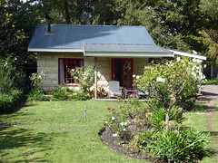 Holiday chalet in Clarens (Proteus_XYZ) Tags: southafrica freestate karoo clarens holidaychalet ferienhaus