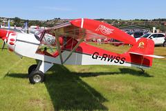 G-RESS_01 (GH@BHD) Tags: grwss denney kitfox denneykitfoxmk2 newtownardsairfield newtownards ulsterflyingclub aircraft aviation