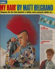 Matt Belgrano Sunday Magazine News of the World (FlorentineMagic) Tags: matt belgrano model london uk hair teenager eccentric style hairstyle stylish portraiture personality people indoor magazine studio colourful mattbelgrano