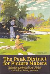 The Peak District for Picture Makers (OldAdMan) Tags: peakdistrict londonmidlandandscottishrailway haddonhall wyevalley