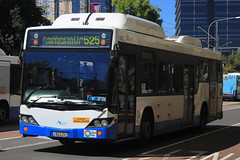 1822-ST, Argyle Street, Parramatta, Sydney, September 19th 2016 (Southsea_Matt) Tags: 1822st 1822 route525 sydneybuses mercedesbenz customcoaches cb60 evoii parramatta sydney newsouthwales australia passengertravel publictransport bus omnibus vehicle canon 60d sigma 1850mm september 2016 spring argylestreet