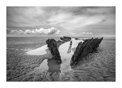 Expanse (Illogical_images) Tags: ss nornen wreck shipwreck sony a7r blackandwhite bw bnw blackwhite illogicalimages derelict decay