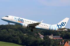 G-FBJG_01 (GH@BHD) Tags: gfbjg embraer erj175 erj175200std be bee flybe regionaljet aircraft aviation airliner bhd egac belfastcityairport