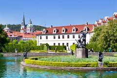Wallenstein Palace (vlastapivonka) Tags: prague czechrepublicmay05 2016wallensteingardens lessertownunesco czechrepublic