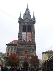 Jindřižská tower (vlastapivonka) Tags: jindrizska tower