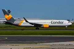 D-ABUT (Condor) (Steelhead 2010) Tags: condor boeing b767 b767300er yyz dreg dabut