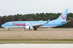 D-AHFV (PlanePixNase) Tags: aircraft airport planespotting haj eddv hannover langenhagen boeing 737800 737 b738 tui tuifly hapaglloyd hapagfly