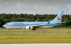D-AHFD (PlanePixNase) Tags: aircraft airport planespotting haj eddv hannover langenhagen boeing 737800 737 b738 tui tuifly hapaglloyd hapagfly