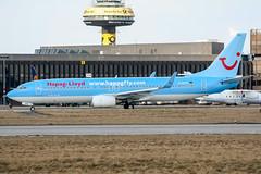 D-AHFN (PlanePixNase) Tags: aircraft airport planespotting haj eddv hannover langenhagen boeing 737800 737 b738 tui tuifly hapaglloyd hapagfly