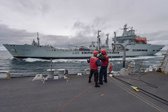 190706-N-JX484-325 (CNE CNA C6F) Tags: alliedmaritimecommand marcom nato snmg1 standingnatomaritimegroupone strongertogether ussgravely