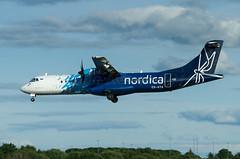 IMGP0896_ES-ATA_GLA (ClydeSights) Tags: at76 atr atr72600 airport egpf esata flybe gla glasgowinternationalairport nordica cn1038