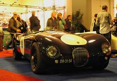 1969 Jaguar C-Type replica (rvandermaar) Tags: 1969 jaguar ctype replica jaguarctype xj sidecode1 import dr3154