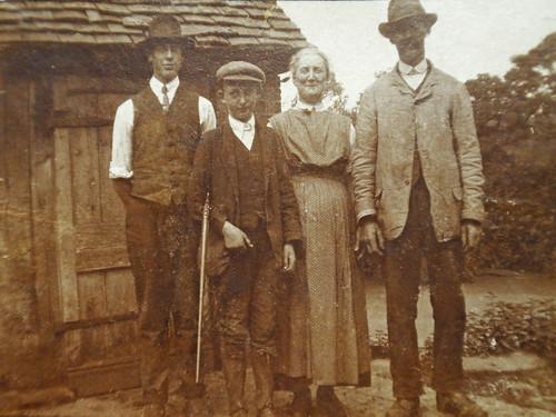 Hazel Grove Farm, Wall Hill, Allesley, about 1919