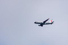 Nost-air-lgia (sbisson) Tags: retrojet britishairways bea ba britisheuropeanairways airbus a319 london heathrow livery ba100 sky summer putney