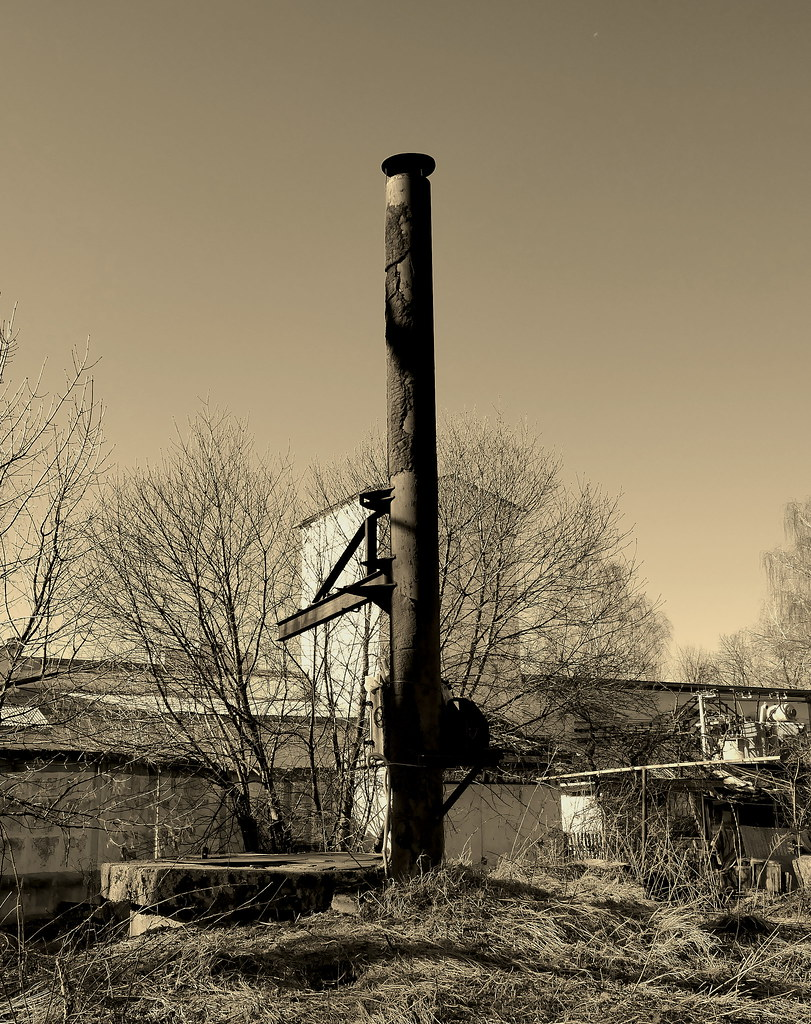 фото: monument to an industrial era
