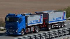 D - H.J. Becker Volvo FH 500 04 (BonsaiTruck) Tags: becker volvo lkw lastwagen lstzug truck trucks lorry lorries camnion caminhoes