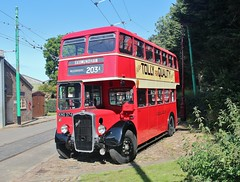 KNG 374, Eastern Counties Bristol K5G LK374, East Anglian Transport Museum, Carlton Colville, 7th. July 2019. (Crewcastrian) Tags: lowestoft carltoncolville buses transport eastangliantransportmuseum ipswichtransportmuseum bristol k5g ecw easterncountiesomnibuscompany preservation kng374 lk374