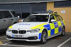 YX16 GXE (S11 AUN) Tags: humberside police bmw 330d touring anpr traffic car rpu roads policing unit 999 emergency vehicle yx16gxe