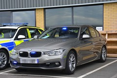Unmarked Traffic Car (S11 AUN) Tags: humberside police bmw 330d saloon unmarked anpr traffic car rpu roads policing unit 999 emergency vehicle