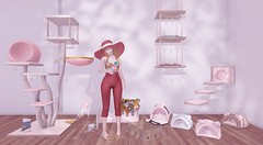 THE WASH CART / LAGOM (Blogging Days) Tags: du defient unicorn mermaid shake made mulberry textures outfit the wash cart sale lobster staycation lagom furniture cat accessories home espadrilles summer beach photos game female kitties kids fun artic storm octopus