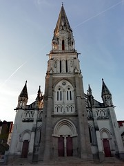 Nantes (denismartin) Tags: denismartin church nantes loireatlantique saintnicolas eglise houseofworship travel