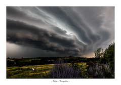 ORAGE (DidLam69) Tags: france divers type nuages paysage bully campagne champ lieux année objectif 2019 appareilphoto canon24105f4 canon5dmarkiv orage storm cloud puie rain