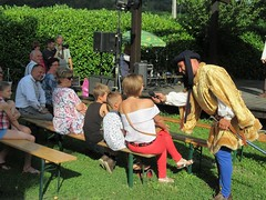Játékország a XX. Tenkes Hadjáraton (Siklósi Vár) Tags: siklós vár tenkes rendezvény esemény program játék huszár