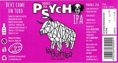 Italy - La Buttiga Craft Brewery (Piacenza) (cigpack.at) Tags: italy italien labuttiga doubleipa piacenza psych bier beer brauerei brewery label etikett bierflasche bieretikett flaschenetikett